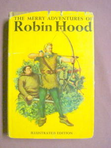 The Merry Adventures of Robin Hood 1946 HC Howard Pyle