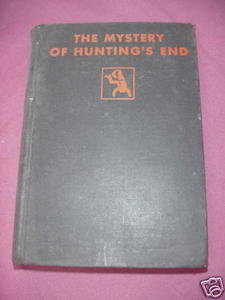 The Mystery of Hunting's End 1930 HC M. G. Eberhart