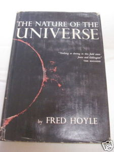 The Nature of the Universe by Fred Hoyle HC Astronomy