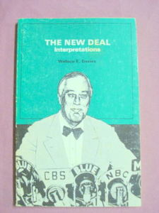 The New Deal Interpretations Wallace E. Davies 1964 PB