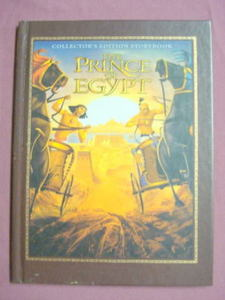 The Prince of Egypt Collector's Edition HC 1998