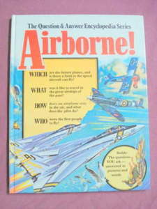The Question & Answer Encyclopedia War Airborne 1979