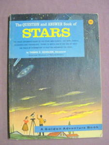 The Question and Answer Book of Stars Astronomy 1963