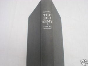 The Red Army 1956 HC B. H. Liddell Hart