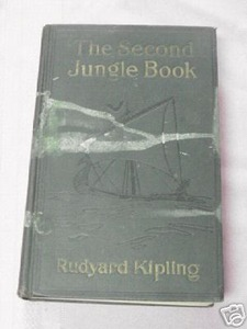 The Second Jungle Book 1927 HC Rudyard Kipling