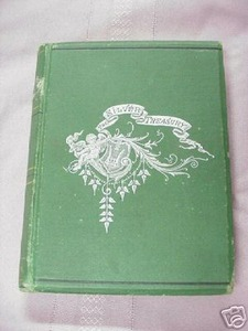 The Silver Treasury of Poetry For Home and School 1877