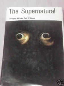 The Supernatural HC Douglas Hill Voodoo Ghosts Monsters