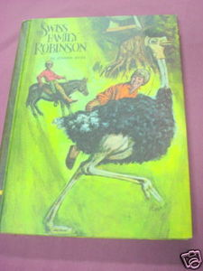 The Swiss Family Robinsion 1968 HC Johann Wyss