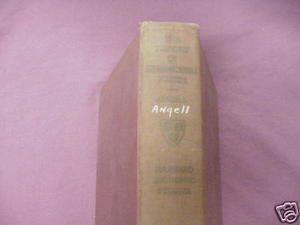 The Theory of International Prices 1926 HC Angell
