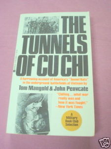 The Tunnels of Cu Chi 1986 Vietrnam War Paperback