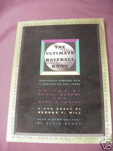 The Ultimate Baseball Book 1991 Baseball History SC