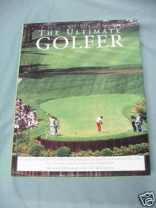 The Ultimate Golfer 1993 Golf HC Richard Bradbeer
