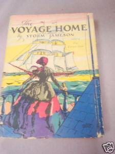 The Voyage Home 1930 HC Storm Jameson