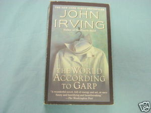 The World According to Garp by John Irving Paperback