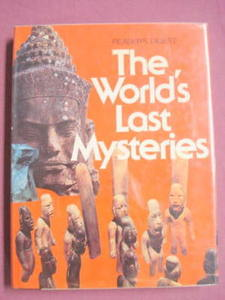 The World's Last Mysteries 1978 HC Atlantis Pyramids