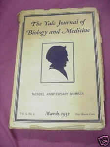 The Yale Journal of Biology and Medicine March, 1932