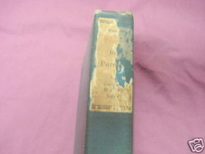 Three Plays For Puritans by Bernard Shaw 1906 HC