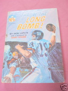 Throw the Long Bomb! 1967 NFL Story HC Jack Laflin