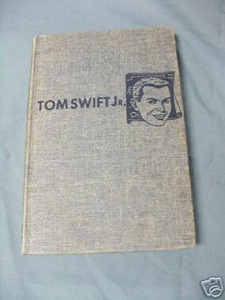Tom Swift and His Flying Lab 1954 HC