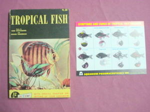 Tropical Fish by Gene Wolfsheimer 1950's/60's SC