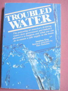 Troubled Water Jonathan King SC 1985 Drinking Water