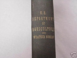 U. S. Dept. of Agriculture Weather Bureau 1915 Part XII