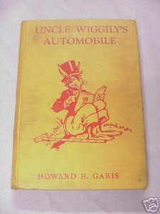 Uncle Wiggily's Automobile By Howard R. Garis