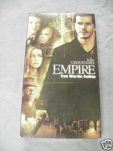 Empire VHS John Leguizamo Denise Richards
