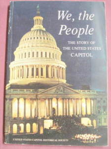 We, The People United States Capitol 1970 Softcover