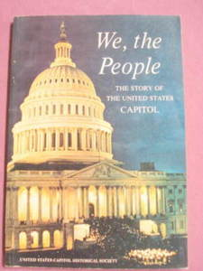 We, The People-United States Capitol-1973 Softcover