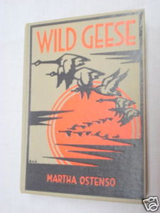 Wild Geese 1925 Hardcover Martha Ostenso