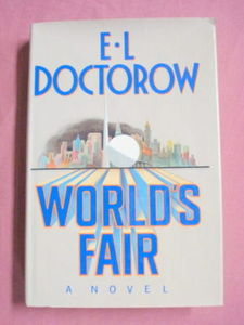World's Fair 1985 HC E. L. Doctorow First Edtion