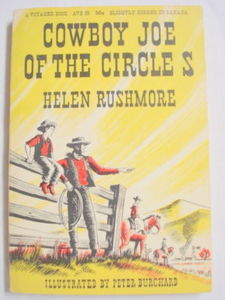 Cowboy Joe of the Circle S 1950 PB Helen Rushmore