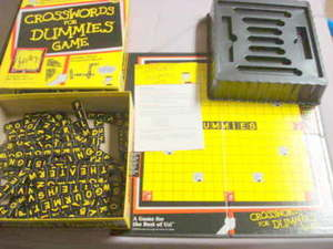 Crosswords For Dummies Game 1998 Presman Complete