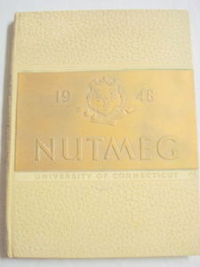 1948 Nutmeg Yearbook, University of Connecticut UCONN