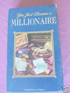 You Just Became A Millionaire Game 1999 Hasbro
