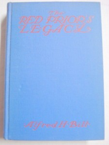 The Red Prior's Legacy 1929 HC Bill French Revolution