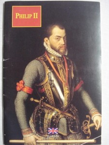 Philip II (King of Spain) Softcover booklet